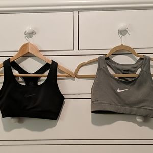 2 NIKE Sports Bras For Only $20!